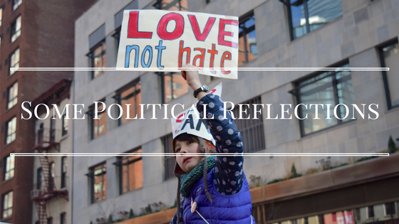 political reflections
